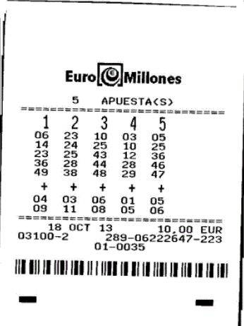 theLotter Colombia EuroMillions Winners Hungarian VIP